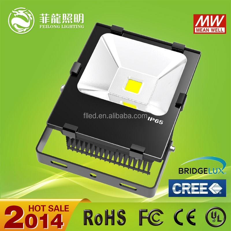 china online shopping meanwell driver bridgelux 50 watt 12 volt led flood light