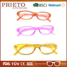 PRIETO eyewear 2017 New item Hot selling optimum optical reading glasses