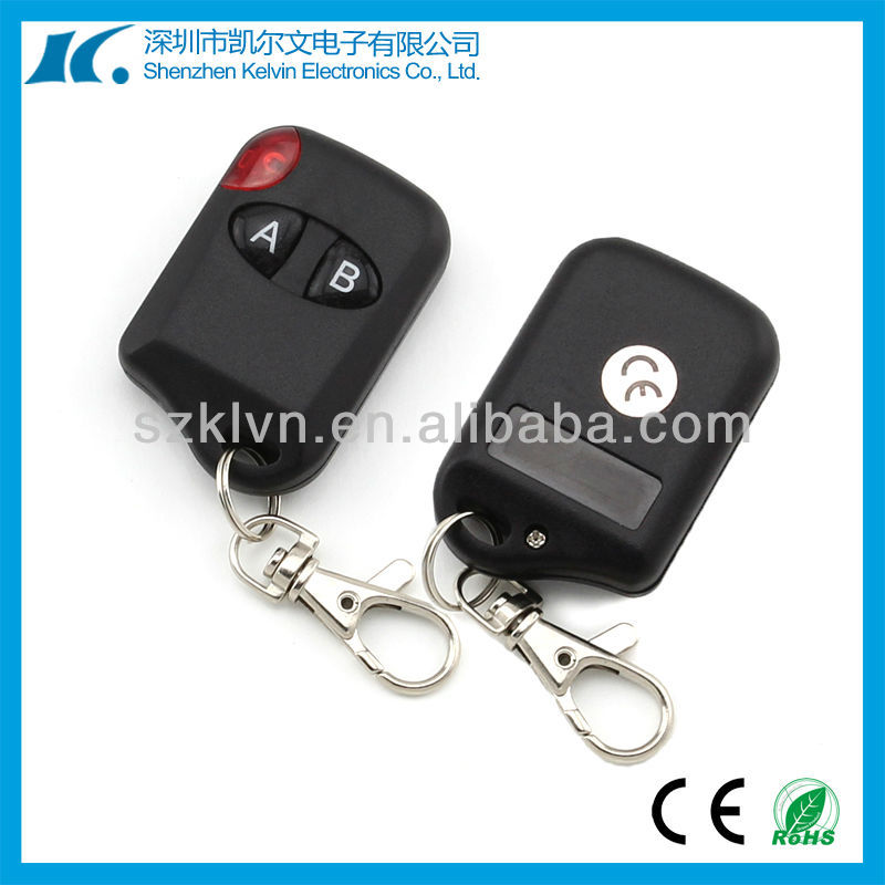 universal wireless RF 2 way car remote key KL216