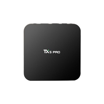 TX5 Pro Amlogic S905X Android 6.0 2GB 16GB Quad Core 2.4G&5.8G WiFi BT4.0 Smart Android Tv Box