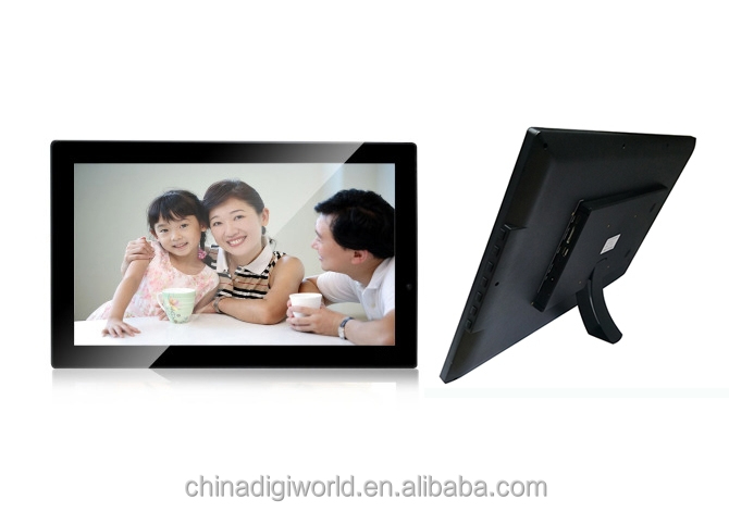 Factory wholesale 20 inch digital photo frame picture frame