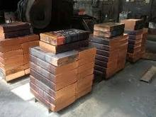High Quality Pure Copper Ingot 99.999%