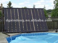 Synthetic Rubber Homemade DIY Solar Pool Collector