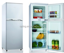 home appliance double door refrigerator up freezer down fridge BCD-108