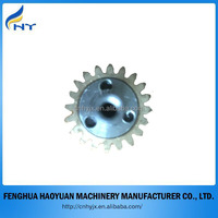 Customize CNC Spare Parts machinery parts gear