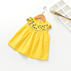 New Premium China product Newborn Baby Yellow Dress Of Online Shopping