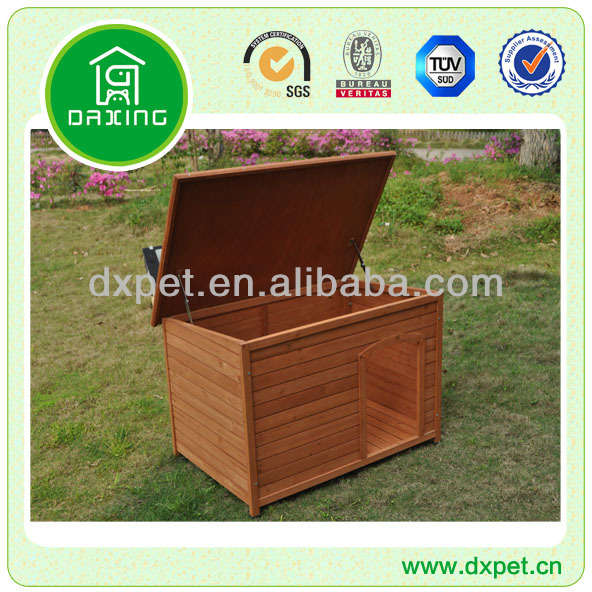 Flat Opening Roof Dog House