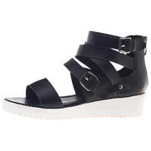 Wedge Heel Low Price Ladies Sandal Chappal