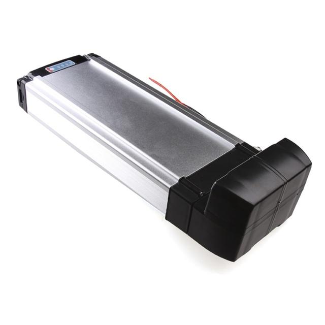 E Bike Battery 48v 20Ah Rear Rack Ebike Battery Pack Li-ion 18650 Cells