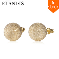 latest design of pearl earrings High quality alloy real gold nickel free plated cheap earring ladies earrings designs pictures
