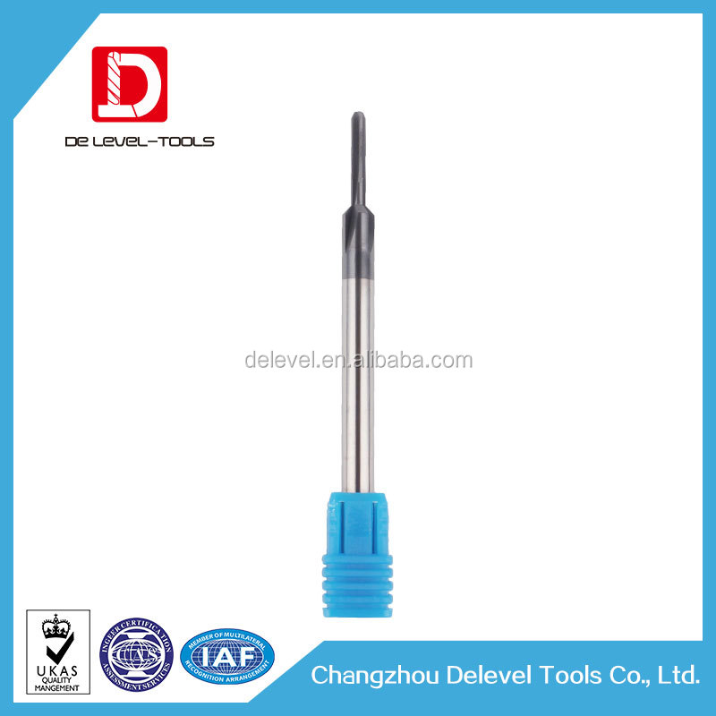 Solid Carbide Drill Reamer For Milling Machine
