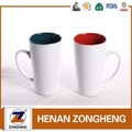 Hot selling 14oz tall body ceramic coffee mugs