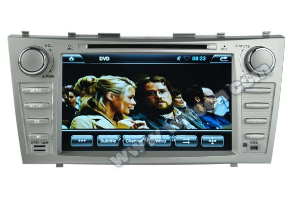 WITSON ANDROID 4.2 TOYOTA CAMRY 2007-2011CAR RADIO DVD GPS WITH A9 CHIPSET 1080P 8G ROM