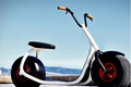 citycoco scrooser style electric city scooter with 2 wheels1000 W 60V Mini Electric Motorcycles