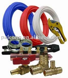 PEX Potable water tubing