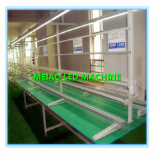 Circular Assembly and PCB Insertion Line for CFL