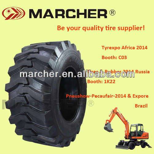 backhoe used tires
