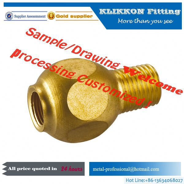 klikkon best selling for machinery gas cylinder quick coupling hose connectors