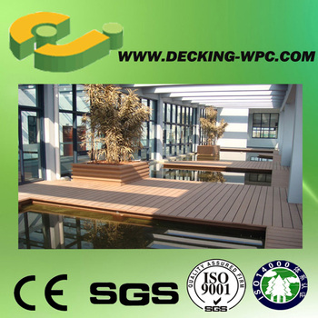 Engineered Flooring Outdoor WPC Decking