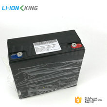 LI-ION KING 20A BMS 12V 20Ah Lithium ion Battery Lityum Iyon Pil