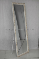 modern stand for floor dressing mirror