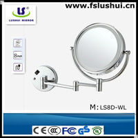 Hot-selling hotel led free standing mirror full length ikea