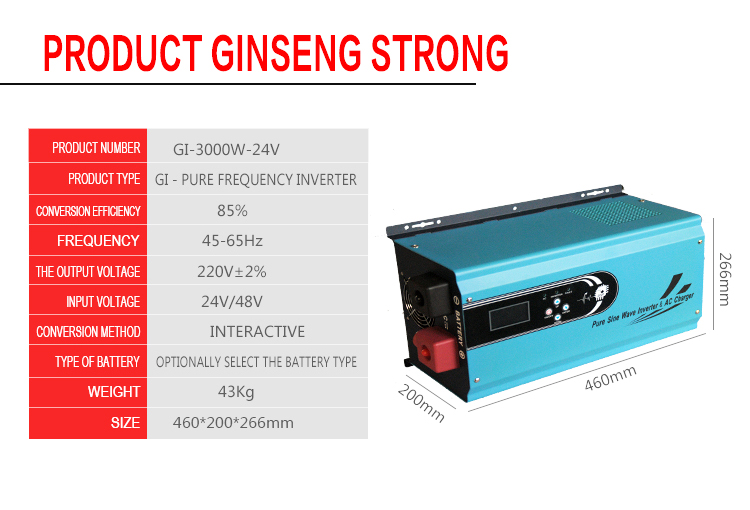 pure sine wave inverter dc to ac inverter solar power inverter 1000w 2000w 3000w 4000w 5000w 6000w 7000w