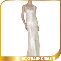 2014 fashional cheap maxi gold tall evening dresses