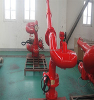 Marine, Ship, Boat External Fire Water Moniotr of Fire Fighting System