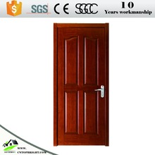 Factory price modern design interior solid wood doors