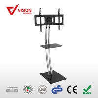 New Tilting Living Room Furniture Led Tv Stand