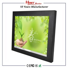 "Open Frame LCD Display 7"" 8"" 10"" 12"" 15"" 17"" 19"" 22"" Size Customized LCD Open Frame Monitor"