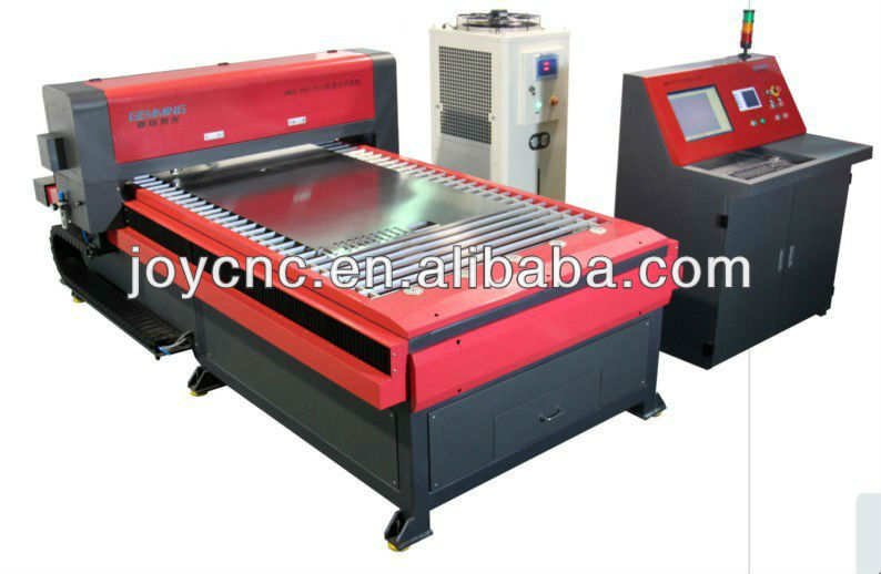 High speed and precision 1200 x 1800mm Laser Cutting Bed Machine