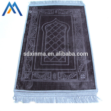 Cheap wholesale herschel quality high quality Islamic fold prayer mats rug /muslim prayer mats