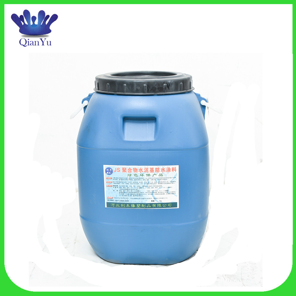 M002 JD-102 Super JS water quick setting sealing plastic waterproofing coating factory