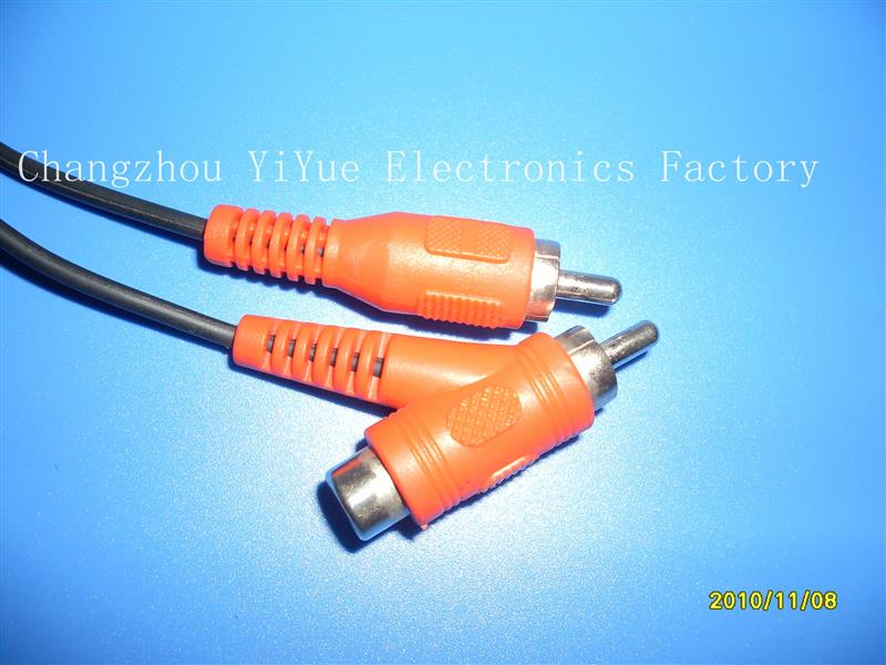 flat usb cable/flexible usb cable/female usb to rca cable