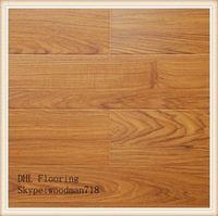 big plank prefinished oak 3 ply floating engineered wood flooring
