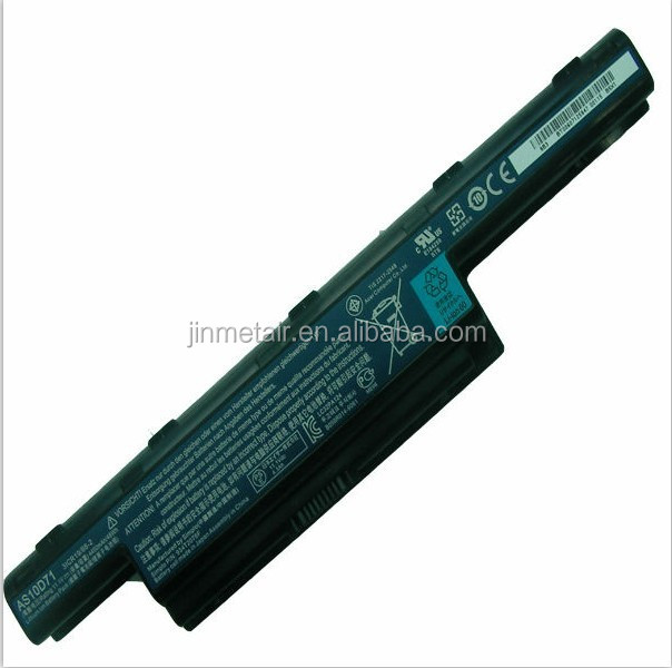 Wholesale Original battery For Acer 5745G 4741G 5741G AS10D31(31CR19/65-2)LAPTOP battery