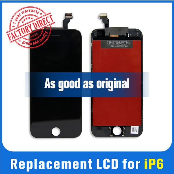 "Factory directly Tianma LCD for iphone 6 replacement 4.7"" 4.7 inch wholesale"