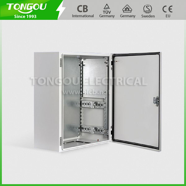 TOBOX-6 Metal Distribution Box/ Enclosure