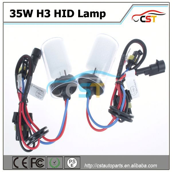 2016 Wholesale AC 12V 55W hid can bus xenon kit H4 high low beam