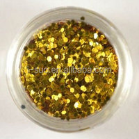High quality glitter powder for Christmas box