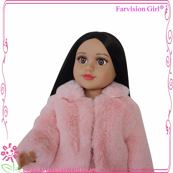 American Girl Doll wholesale 18 inch vinyl plastic cute dolls factory