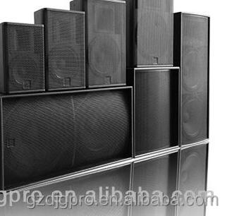 professional subwoofer F-218 cabinet