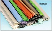custom decorative pvc edge sealing strip/furniture seal strip glass sealing