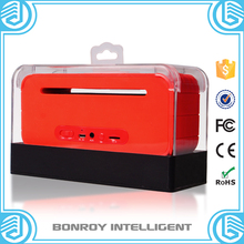 2015 Bonroy Hot Sell New Design Portable Hi Fi Surround Cheap Wireless Best Speakers For Tv with bluetooth