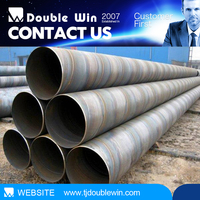 API 5L Oil Pipeline/SSAW Spiral Welded Steel Line Pipe in oil and gas