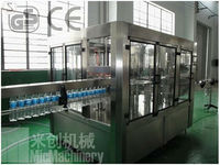Filling Machine,Carbonated Beverage Filling machine used and Filling Machine Processing Carbonated bottle Water Filling line