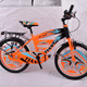 Multi-function hot sale kids orange bicycle cheap wholesale decals BMX bikes for 6-10 years old child