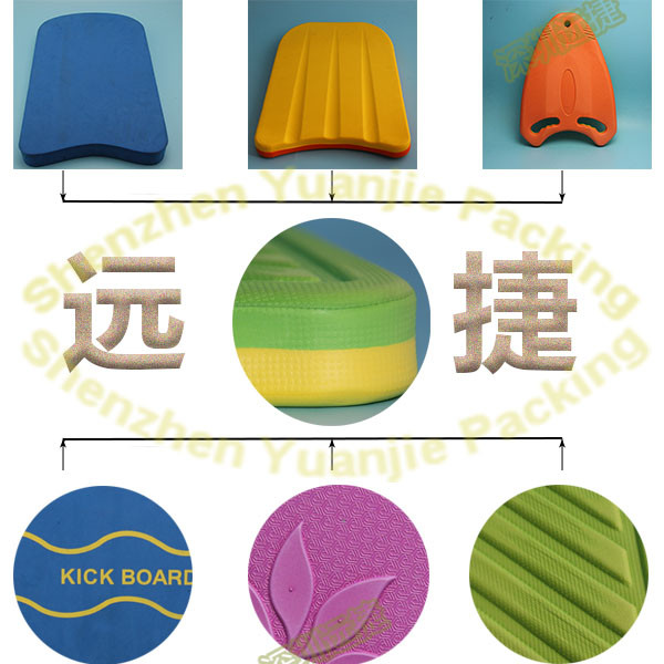 Quality promotional foam swimming Kickboards